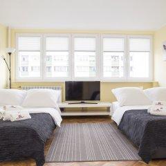 Отель Hosapartments City Center Польша, Варшава - 2 отзыва об отеле, цены и фото номеров - забронировать отель Hosapartments City Center онлайн комната для гостей фото 27
