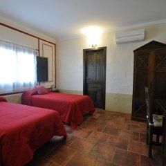 Hotel Rural Termas Aqua Libera Ла-Гарровилья комната для гостей фото 4