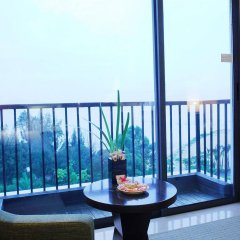 Отель Golden Bay Resort Сямынь балкон