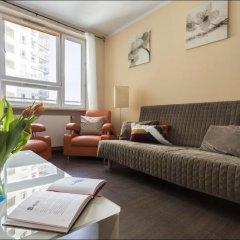 Апартаменты P&O Apartments Arkadia 1 комната для гостей фото 5