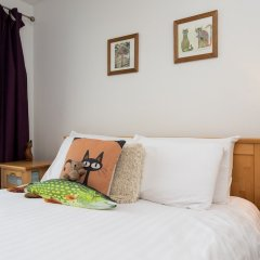 Апартаменты 2 Bedroom Apartment in Greenwich комната для гостей фото 4