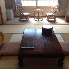 Отель Bergtour Marukita Хакуба комната для гостей фото 5