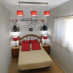 Отель Chabela's B&B Испания, Пахара - отзывы, цены и фото номеров - забронировать отель Chabela's B&B онлайн комната для гостей фото 4