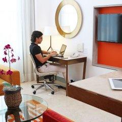 Отель Cali Marriott Hotel Колумбия, Кали - отзывы, цены и фото номеров - забронировать отель Cali Marriott Hotel онлайн удобства в номере