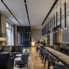 Отель BoHo Prague гостиничный бар