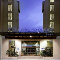 Отель H10 Salauris Palace Испания, Салоу - 5 отзывов об отеле, цены и фото номеров - забронировать отель H10 Salauris Palace онлайн вид на фасад