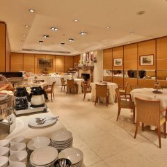 Отель Best Western Hotel Cappello D'Oro Италия, Бергамо - 2 отзыва об отеле, цены и фото номеров - забронировать отель Best Western Hotel Cappello D'Oro онлайн питание фото 2