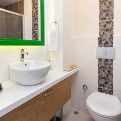 Myra Pera Apartments Турция, Стамбул - отзывы, цены и фото номеров - забронировать отель Myra Pera Apartments онлайн ванная