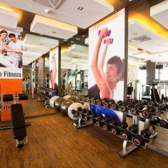 Курортный отель C&N Resort and Spa фитнесс-зал