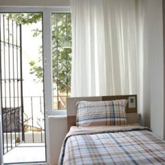 Апартаменты Studio Ortakoy комната для гостей