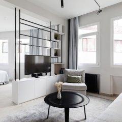 Апартаменты UPSTREET Luxury Apartments in Plaka Афины комната для гостей фото 3