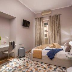 Отель CF Rome Rooms комната для гостей
