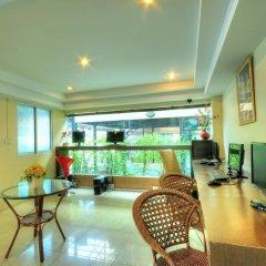 Отель Bs Residence Suvarnabhumi Бангкок в номере