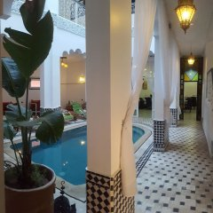 Отель Riad Amlal Марокко, Уарзазат - отзывы, цены и фото номеров - забронировать отель Riad Amlal онлайн интерьер отеля фото 2