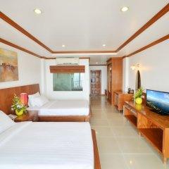 Отель Tri Trang Beach Resort by Diva Management комната для гостей фото 14