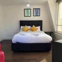 Апартаменты Hans road Apartment Лондон комната для гостей фото 3
