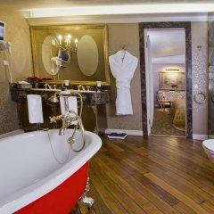 Отель IMPERIAL Hotel & Restaurant Литва, Вильнюс - 5 отзывов об отеле, цены и фото номеров - забронировать отель IMPERIAL Hotel & Restaurant онлайн ванная фото 2