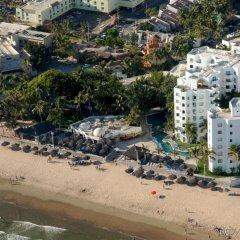 Отель Ramada Resort Mazatlan пляж фото 2