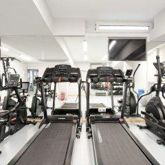 Отель Hercules Residence фитнесс-зал фото 4
