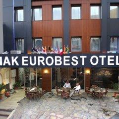Konak EuroBest Otel Турция, Измир - отзывы, цены и фото номеров - забронировать отель Konak EuroBest Otel онлайн парковка