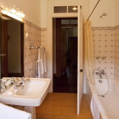 Отель Quinta Das Colmeias Машику ванная