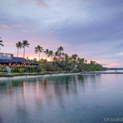 Отель Warwick Fiji Фиджи, Вити-Леву - отзывы, цены и фото номеров - забронировать отель Warwick Fiji онлайн пляж