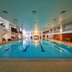 Гостиница Royal Sun Geneva бассейн
