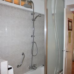 Отель Athénopolis ванная