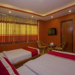 Отель OYO 275 Sunshine Garden Resort Непал, Катманду - отзывы, цены и фото номеров - забронировать отель OYO 275 Sunshine Garden Resort онлайн сейф в номере