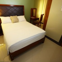 Отель Luxury Hotel & Apts Гайана, Джорджтаун - отзывы, цены и фото номеров - забронировать отель Luxury Hotel & Apts онлайн комната для гостей фото 3
