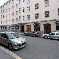 Отель WeHost Eerikinkatu 48 Финляндия, Хельсинки - отзывы, цены и фото номеров - забронировать отель WeHost Eerikinkatu 48 онлайн парковка