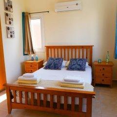 Отель Villa Soraya 2 Кипр, Протарас - отзывы, цены и фото номеров - забронировать отель Villa Soraya 2 онлайн комната для гостей фото 2