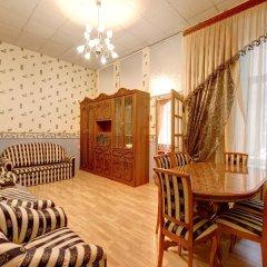 Апартаменты Stn Apartments Near Hermitage Стандартный номер с различными типами кроватей фото 8