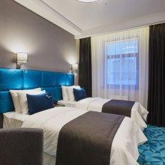 Гостиница Миротель Новосибирск 4* Стандартный номер с 2 отдельными кроватями фото 7