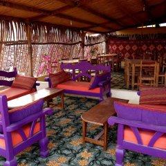 Отель Sahara Beach Camp питание