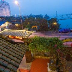 Dragon Hotel балкон