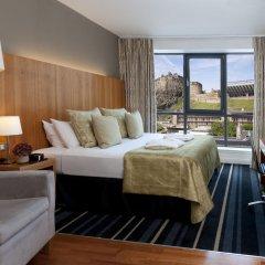 Отель Apex Grassmarket Hotel Великобритания, Эдинбург - отзывы, цены и фото номеров - забронировать отель Apex Grassmarket Hotel онлайн комната для гостей фото 2