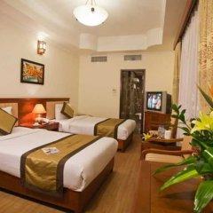 Отель Cherry Hotel Iii Вьетнам, Ханой - отзывы, цены и фото номеров - забронировать отель Cherry Hotel Iii онлайн комната для гостей фото 4