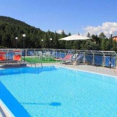 Hotel Plaza Chianciano Terme Кьянчиано Терме бассейн фото 2