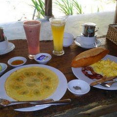 Отель An Bang Beach Hideaway Homestay Вьетнам, Хойан - отзывы, цены и фото номеров - забронировать отель An Bang Beach Hideaway Homestay онлайн питание фото 2
