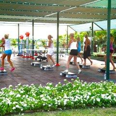 Отель Vonresort Elite фитнесс-зал
