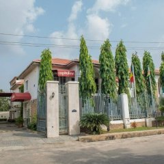 Отель Capital Inn Ibadan парковка