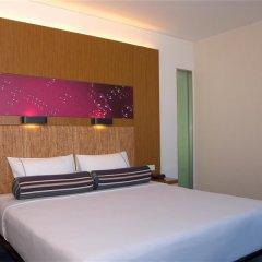 Отель Aloft Beijing, Haidian комната для гостей фото 5