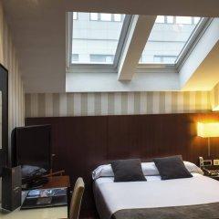 Отель Zenit Coruña комната для гостей фото 4
