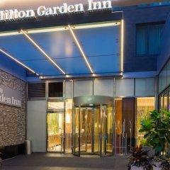 Отель Hilton Garden Inn New York/Central Park South-Midtown West парковка