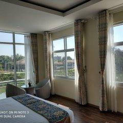Kayah Land Hotel комната для гостей