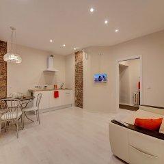 Апартаменты Home4day Apartment on Griboyedov Canal комната для гостей фото 3