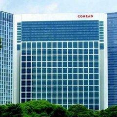 Отель Conrad Tokyo Япония, Токио - отзывы, цены и фото номеров - забронировать отель Conrad Tokyo онлайн сауна