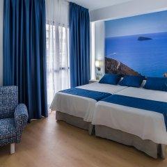 Отель Avenida Испания, Пляж Леванте - отзывы, цены и фото номеров - забронировать отель Avenida онлайн комната для гостей фото 5