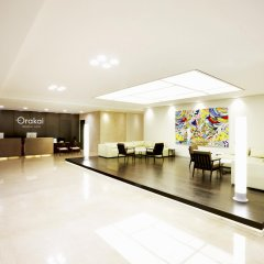 Отель Orakai Insadong Suites Южная Корея, Сеул - отзывы, цены и фото номеров - забронировать отель Orakai Insadong Suites онлайн интерьер отеля